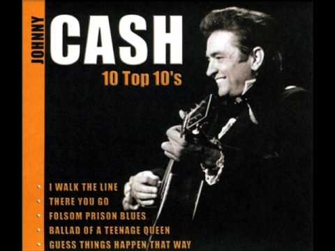 Johnny Cash - Wanted Man (Studio)