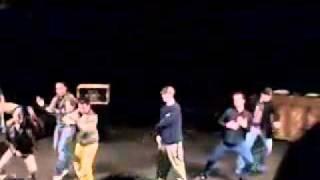 N SYNC Dance - @ SDSU Scott