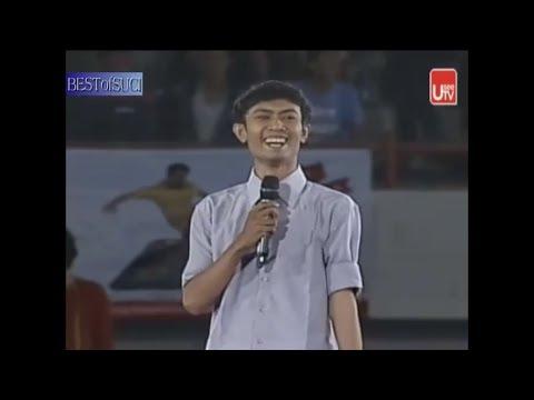 Stand Up Comedy Terlucu Ridwan Remin : Satria Baja Hitam Naik Motor LUCU ABIS
