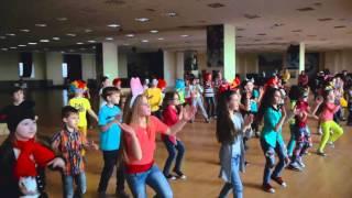 Sis n Bro Mini dancers, flash mob,April 1st