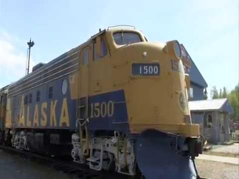 Traveling Alaska By Train