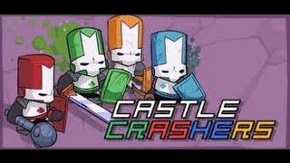 Castle Crashers #02 [Deutsch] [HD] Der Kampf gegen die Riesen katze  !!!