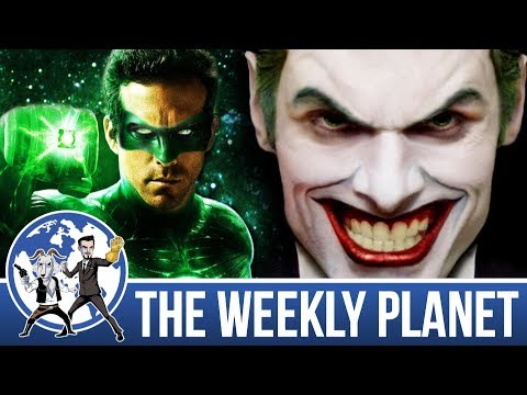 Biggest Box Office Bombs & Joker Origin Movie - The Weekly Planet Podcast