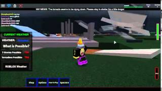 Roblox Tornado Alley part 2:HURRICANE