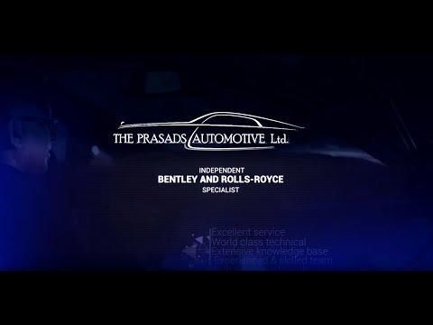 The Prasads Automotive - Bentley Services