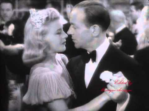 A Tribute To Ginger Rogers And Fred Astaire In Carefree 1938 Youtube