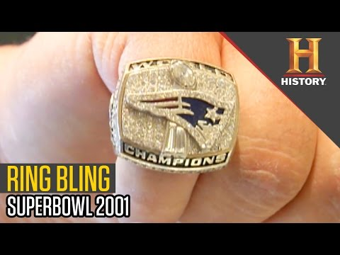Superbowl Ring Bling | Pawn Stars