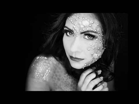 Making Of Extrem Make Up Airbrush Fotoshooting