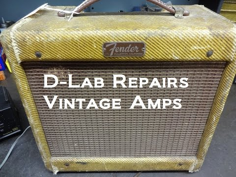 how to build a tube amp from scratch