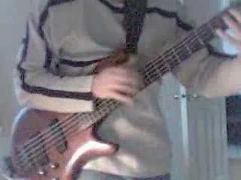 Sores: Brett Johnson, Bass