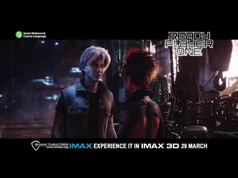 Ready Player One IMAX 30s TV Spot