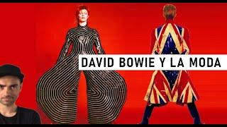 DAVID BOWIE Y LA MODA