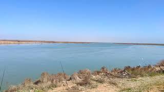 Канал Коксарайского водохранилища