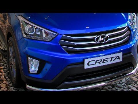 Hyundai Creta 2016. Презентация в Москве
