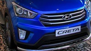 Hyundai Creta 2016. Презентация в Москве(Сегодня состоялась официальная презентация нового кроссовера Hyundai Creta 2016 (Хендэ Крета 2016) в Hyundai Motorstudio в..., 2016-07-04T15:39:29.000Z)