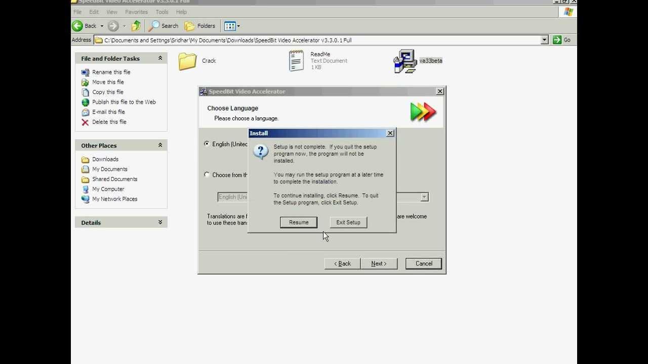 SpeedBit Video Accelerator Crack Activation Code Free download