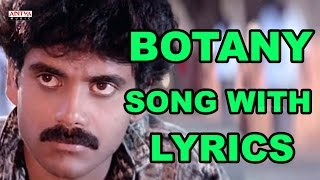 Botany Patamundi Full Song With Lyrics - Shiva Songs - Nagarjuna, Amala, RGV, Ilayaraja