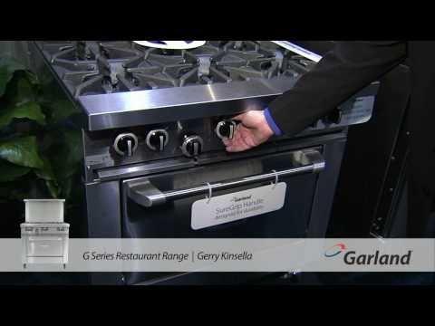 Garland G Series Restaurant Range Overview