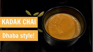 Chai (Tea) Recipe | How To Make Cardamom-Spiced Chai Dhaba Style!
