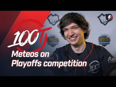 Meteos on ending 100Ts lose streak, Sneakys cosplay, and what could be hurting C9