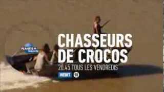 Chasseurs de crocos