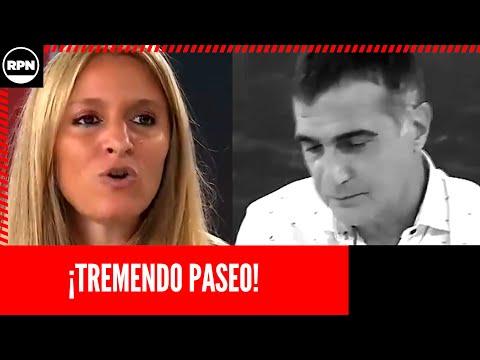 Florencia Carignano y Antonio Laje