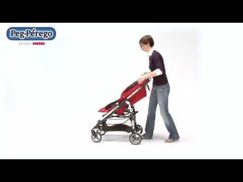 Video prezentacija Peg Perego kolica Si Completo Mod Red