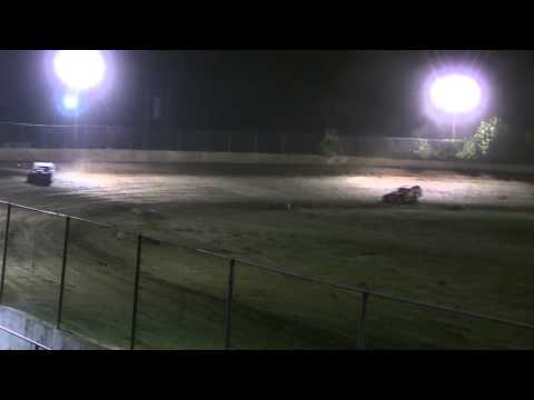 Twin Cities Raceway Park 7/25/15 Modified feature