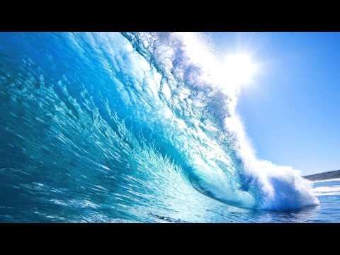 Relaxing Sound - Binaural Ocean (8 hz Alpha Waves HD)