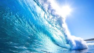 Relaxing Sound - Binaural Ocean (8 hz Alpha Waves HD)