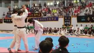 Taekwondo skills @ learn taekwondo at karoon Academy
