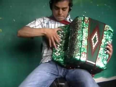 Mario Bros Accordion - Alex Gonzalez Fonseca de Don Bob