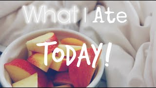 What I Ate Today! // Gluten-free Life