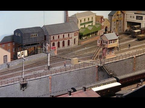 Southampton Model Railway Exhibition - 2018