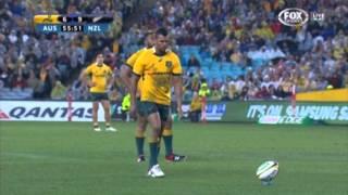 Australia 12-12 New Zealand