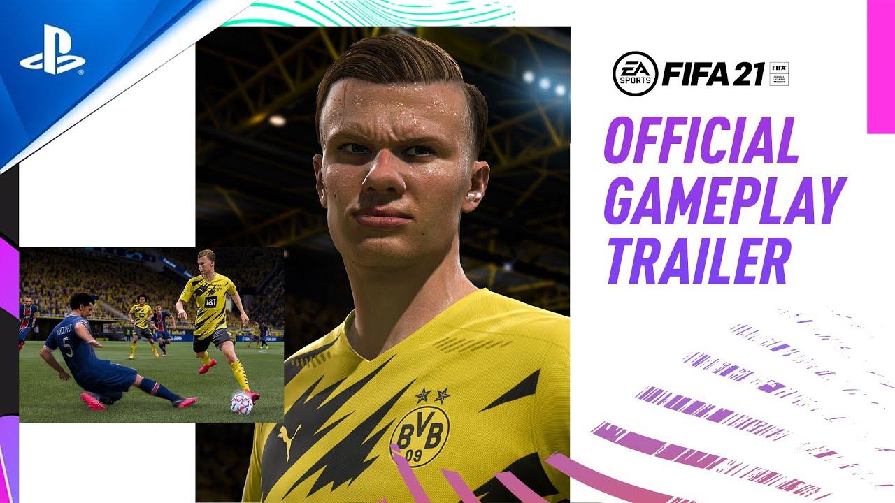 FIFA 21 | Tráiler oficial de jugabilidad