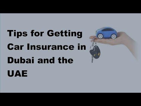 2017 Car Insurnace |How To Get Car Insurnace In Dubai & UAE