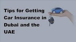 2017 Car Insurnace |  How To Get Car Insurnace In Dubai & UAE