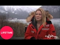 LeAnn Rimes and Eddie Cibrian On The Set of Northern Lights | Lifetime