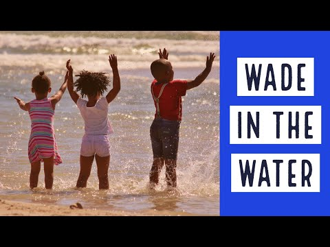 Wade in the Water, 3 part harmony taught to an audience of non-musicians in minutes!