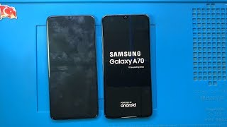 Samsung Galaxy A70 екран заміна    | SM-A705 #samsunggalaxya70