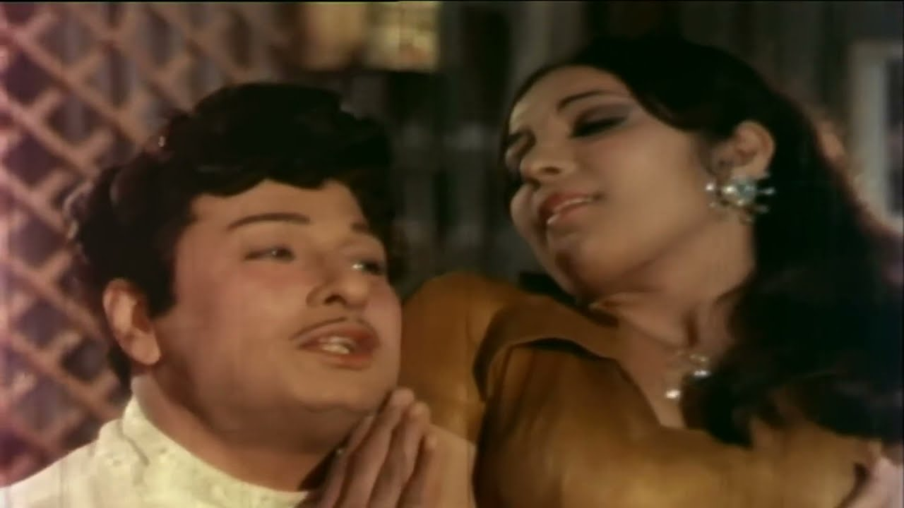 என்னை விட்டால் யாருமில்லை | Ennai Vittal Yarumila | K. J. Yesudas, MGR Love Song HD