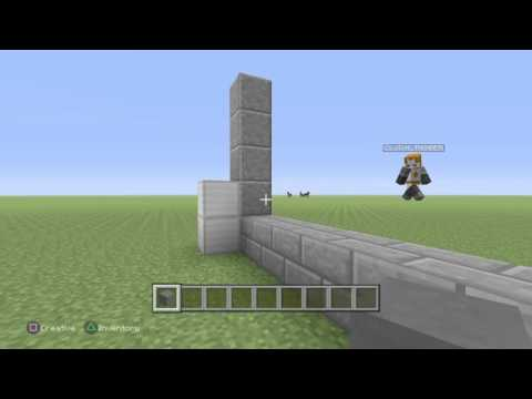 Minecraft Ps4 Hunger Games Let's Build Live