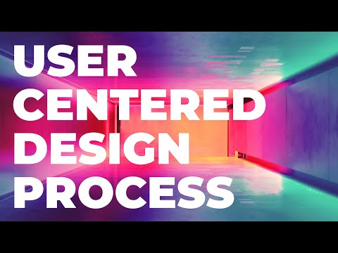 The User-Centered Design Process (UCD) - EXPLAINED FAST!!