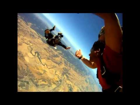 Skydiving Tips for first timer