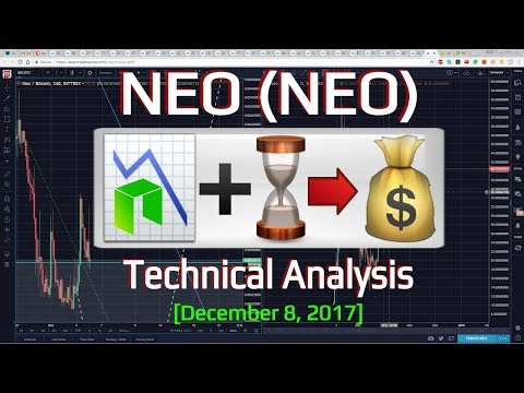 NEO Technical Analysis  - Trade it against Bitcoin or USD?