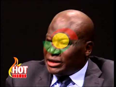 Hot Issues - with Kirk Kofi  - CEO,Volta River Authority - 7/6/2014
