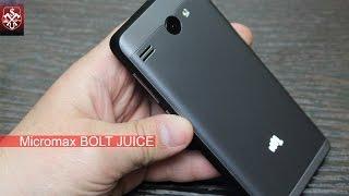 видео Обзор смартфона Micromax Bolt Juice Q3551