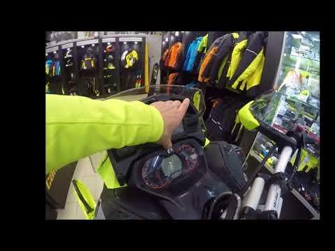 Обзор новинки BRP  Ski-Doo  Renegade XRS 850 E-Tec с дополнительным оборудованием.