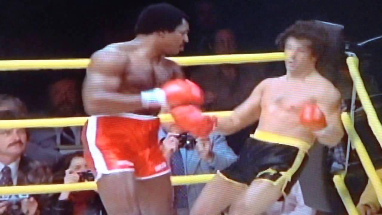 Rocky II-Rocky Balboa Vs Apollo Creed Part 2 (Audio ...